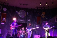 BYU at Hard Rock Chicago, October 8, 2014
